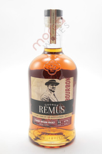 George Remus Straight Bourbon Whiskey 750ml