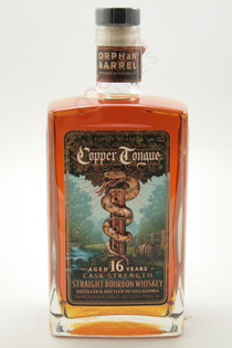 Orphan Barrel Copper Tongue 16 Years Old Straight Bourbon Whiskey 750ml