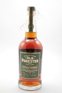 Old Forester Single Barrel Rye Whiskey 750ml