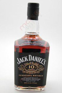 Jack Daniel's 10 Year Old Tennessee Whisky 750ml