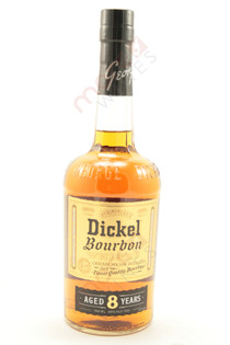 George Dickel Aged 8 Years Bourbon Whisky 750ml