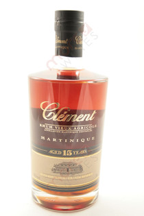 Clement 15 Year Old Rhum Agricole 750ml