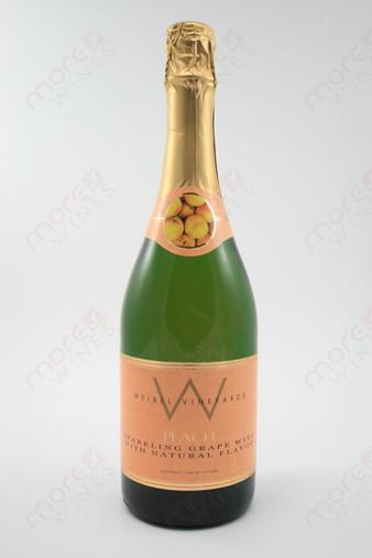 Weibel Peach Sparkling Wine