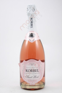 Korbel Sweet Rose 750ml