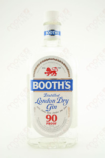Booth's Gin 750ml