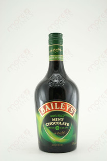 Bailey's Mint Chocolate Irish Cream Liqueur 750ml