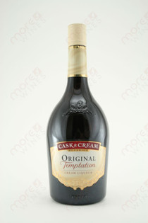Cask & Cream Liqueur 750ml