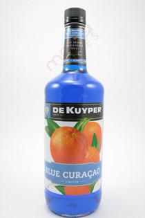 Dekuyper Blue Curacao Liqueur 1L