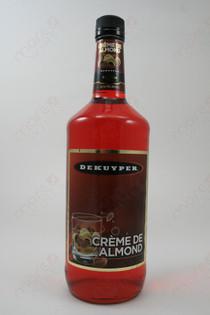 Dekuyper Creme de Almond Liqueur 1L