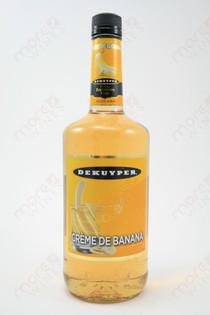 Dekuyper Creme de Banana Liqueur 1L