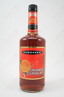 Dekuyper Orange Curacao Liqueur 1L