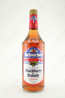 Du Bouchett Blackberry & Brandy Liqueur 1L