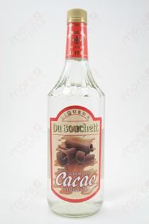 Du Bouchett Creme de Cacao Liqueur White 1L