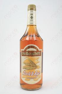 Du Bouchett Rock & Rye Liqueur 1L