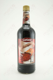 Gaetano Coffee Liqueur 1L