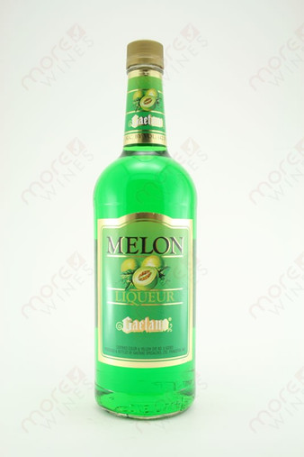 Gaetano Melon Liqueur 1L