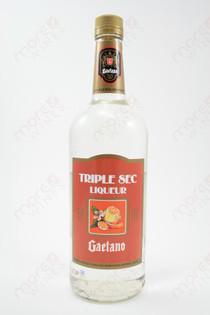 Gaetano Triple Sec Liqueur 1L