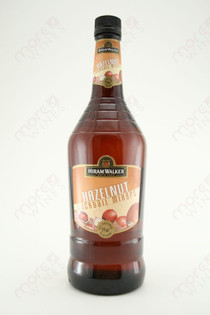 Hiram Walker Hazelnut Liqueur 1L