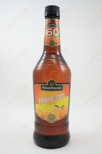 Hiram Walker Orange Triple-Sec Liqueur 750ml