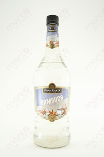 Hiram Walker Sambuca Liqueur 1L