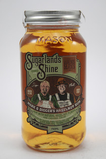 Sugarlands Shine Mark & Digger's Hazelnut Rum 750ml