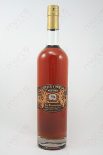 La Lieutenance: Liqueur d'orange 750ml