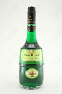 Marie Brizard Creme de Menthe Liqueur 750ml
