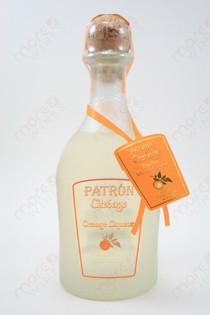 Patron Citronge Orange Liqueur 1L
