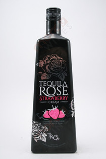 Tequila Rose Strawberry Cream Liqueur 750ml