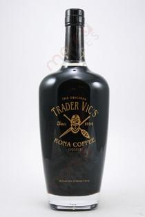 Trader Vic's Kona Coffee Liqueur 750ml