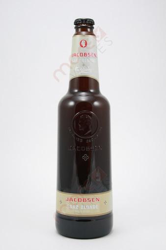 Carlsberg Jacobsen Saaz Blonde 26fl oz