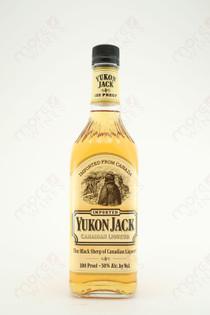 Yukon Jack 100 Proof Liqueur 750ml