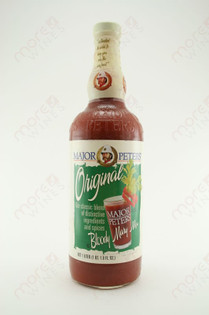 Major Peter's Original Bloody Mary Mix 1L