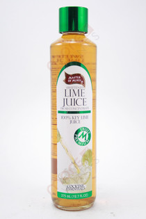 Master of Mixes Cocktail Essentials Sweetened Lime Juice 375ml