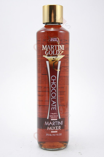 Master of Mixes Martini Gold Chocolate Martini Mixer 375ml
