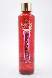 Master of Mixes Martini Gold Cosmopolitan Martini Mixer 375ml