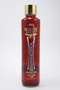 Master of Mixes Martini Gold Pomegranate Martini Mixer 375ml