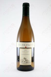 St. Francis Sonoma County Chardonnay 2005 750ml