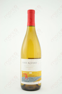Five Rivers Monterey County Chardonnay 750ml