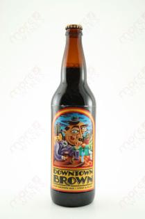 Downtown Brown Ale 22fl oz