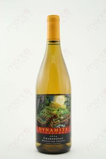 Dynamite Vineyards Mendocino County Chardonnay 2004 750ml