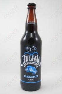 Julian Hard Cider Black & Blue 22fl oz