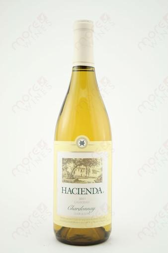 Hacienda Chardonnay 2003 750ml