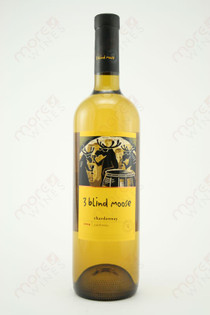 3 Blind Moose Chardonnay 2004 750ml
