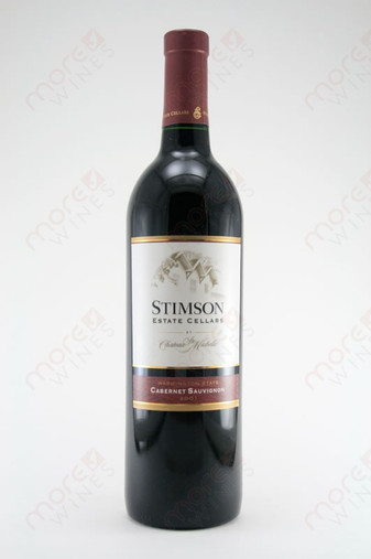 Stimson Estate Cellars Cabernet Sauvignon 2001 750ml