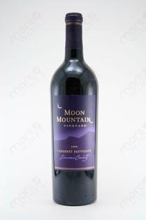Moon Mountain Sonoma County Cabernet Sauvignon 750ml
