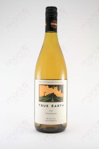 True Earth Organic Mendocino Chardonnay 750ml