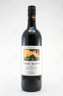 True Earth Organic Cabernet Sauvignon/Merlot/Petite Syrah 750ml