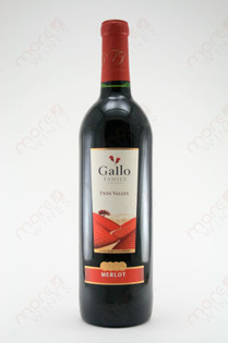 Gallo Family Twin Valley Merlot 750ml