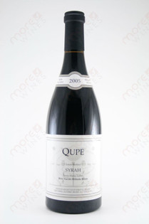 Qupe Estate Bottled Syrah 2005 750ml